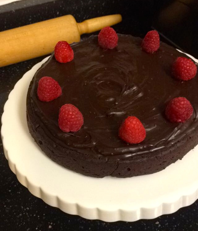Whole Foods Flourless Chocolate Cake